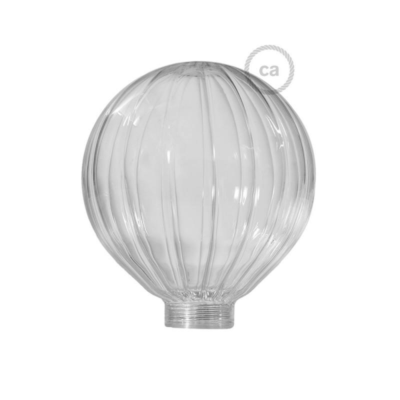 Globe til modular dekorativ lyskilde G125 Transparent Ballon