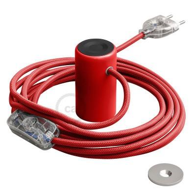 Magnetico®-Plug Rød, magnetisk fatning klar til brug