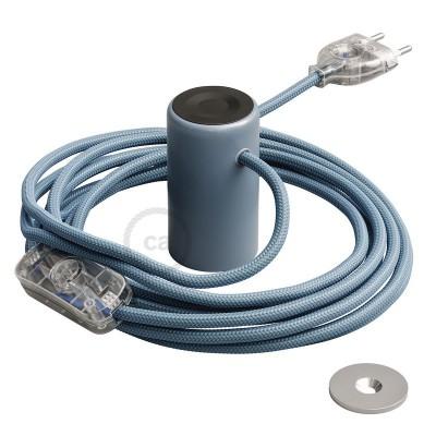 Magnetico®-Plug Blå, magnetisk fatning klar til brug