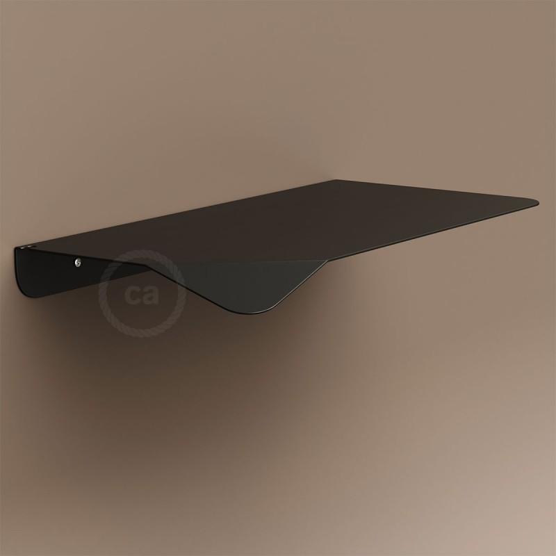 Top Magnetico®-Shelf Sort, metalhylde til Magnetico®-Plug OC65