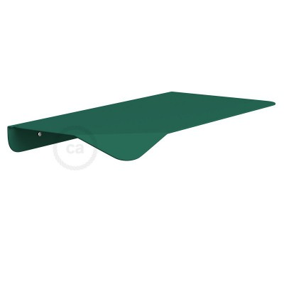 Magnetico®-Shelf Grøn, metalhylde til Magnetico®-Plug