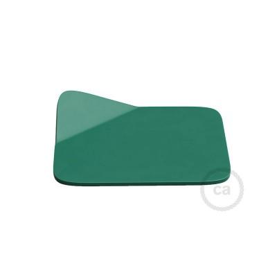 Magnetico®-Base Grøn, metalbase til glatte overflader til Magnetico®-Plug