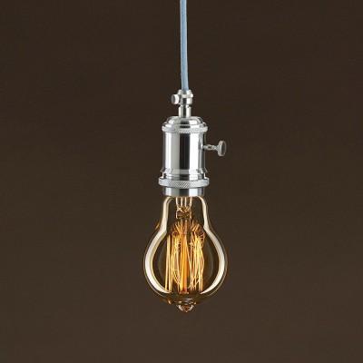 Vintage Gylden Drop A60 lyskilde Carbon Filament Cage 30W E27 dæmpbar 2000K