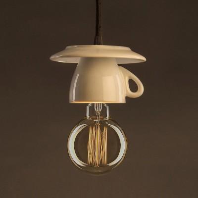 Vintage Gylden Globe G95 lyskilde Carbon Filament Cage 30W E27 dæmpbar 2000K