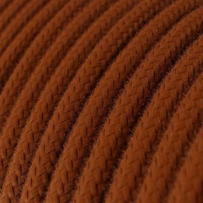 Rund tekstilledning i bomuld - RC23 Hjort