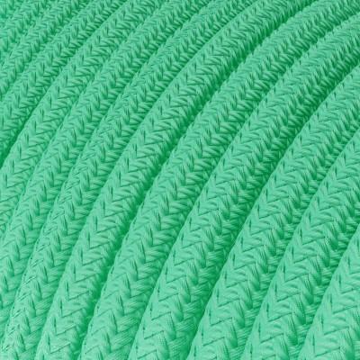 Rund tekstilledning i viskose - Opal RH69