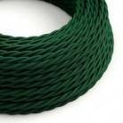 Snoet viskoseledning TM21 Mørkegrøn