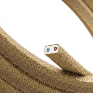 Kabel til kædelys, dækket af Jutestof CN06