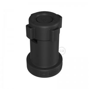 E27 sort termoplastik fatning til Lyskæder