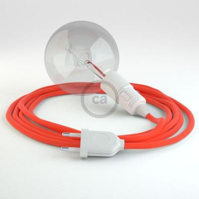 Lav din egen RF15 Orange Fluo Snake og bring lyset hen, lige hvor du vil have det.