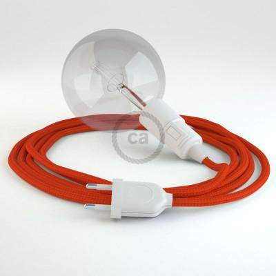 Lav din egen RM15 Orange Viskose Snake og bring lyset hen, lige hvor du vil have det.