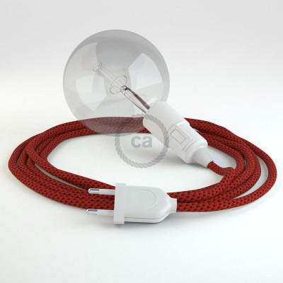Lav din egen RT94 Red Devil 3D Snake og bring lyset hen, lige hvor du vil have det.