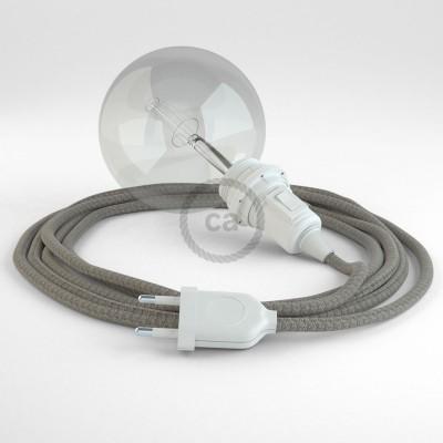 Lav din egen RD62 Lozenge Timiangrøn Snake til lampeskærm og bring lyset hen, lige hvor du vil have det.
