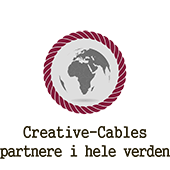 Creative-Cables partnere i hele verden