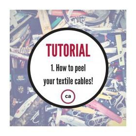 Tutorial #1 - Lær at skrælle en tekstilledning!