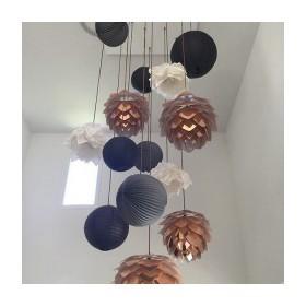 Be Creative - Den majestætiske loftlampe fra Caroline Richard