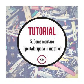 Tutorial #5 - Lær at montere en pærefatning i metal!